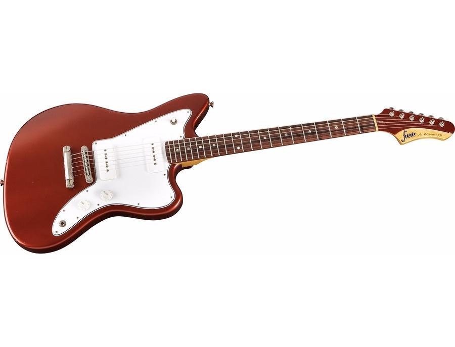 Fano Guitars Alt-De Facto JM6 Electric Guitar