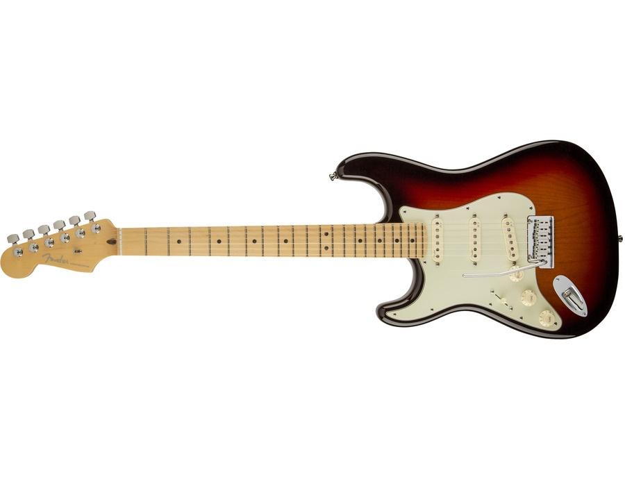 Fender American Deluxe Stratocaster SSS Left-Handed