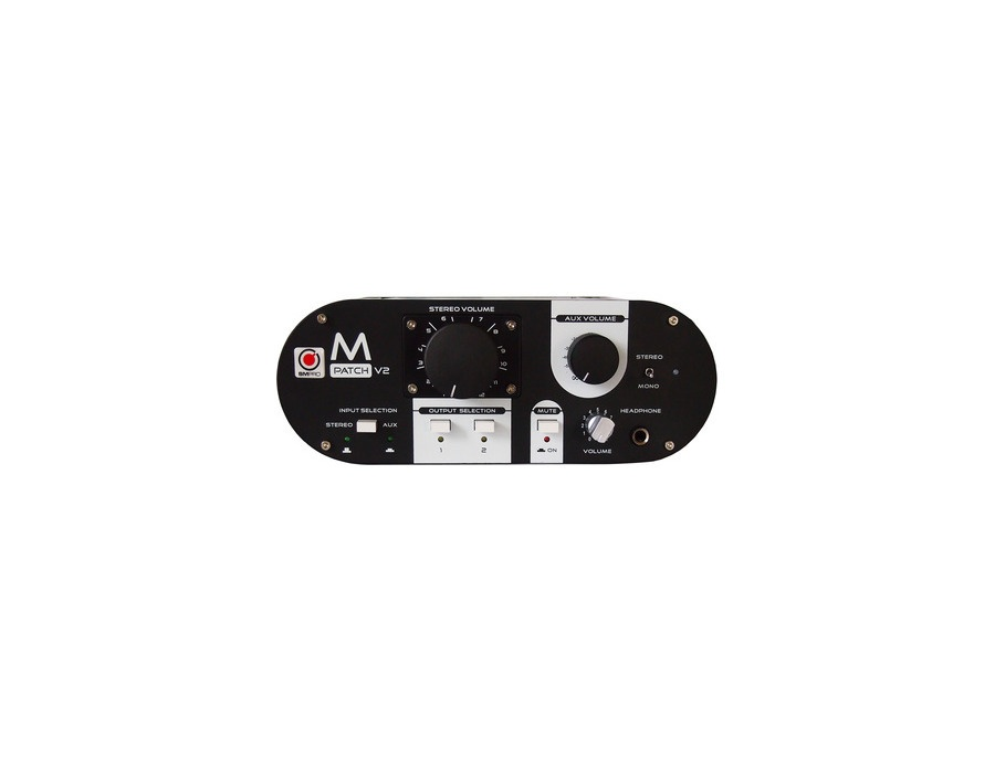 SM Pro Audio M-Patch V2