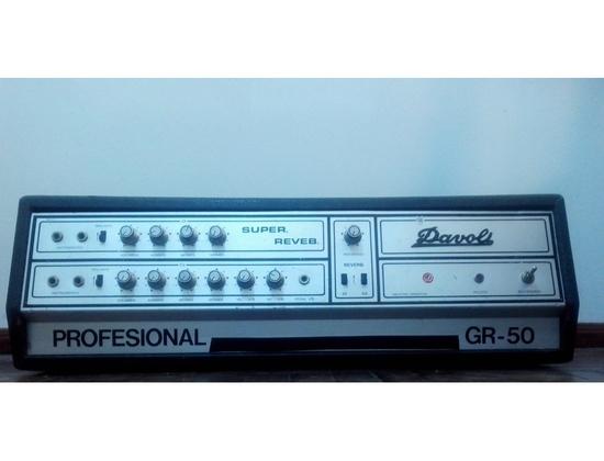 Davoli GR-50 Super Reverb