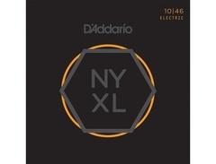 D addario nyxl nickel wound light electric guitar strings 10 46 s