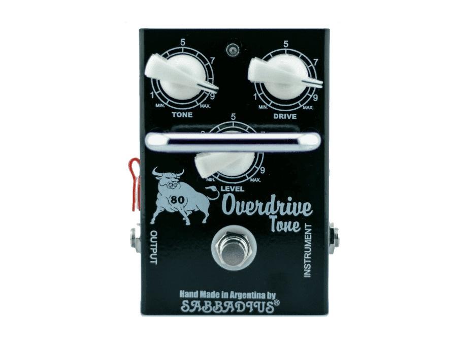 Sabbadius 80 Overdrive Tone