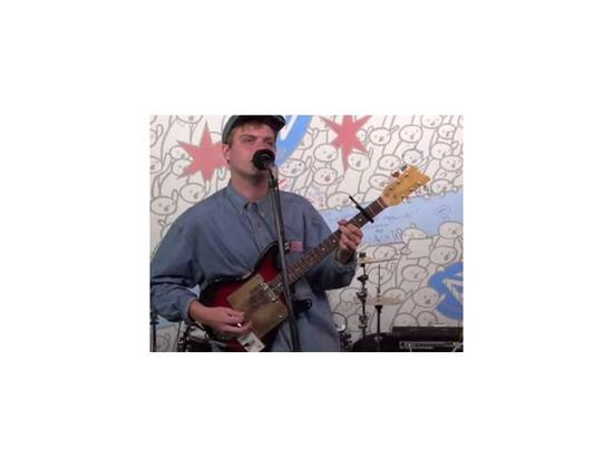 Mac DeMarco Mosrite Hybrid Guitar