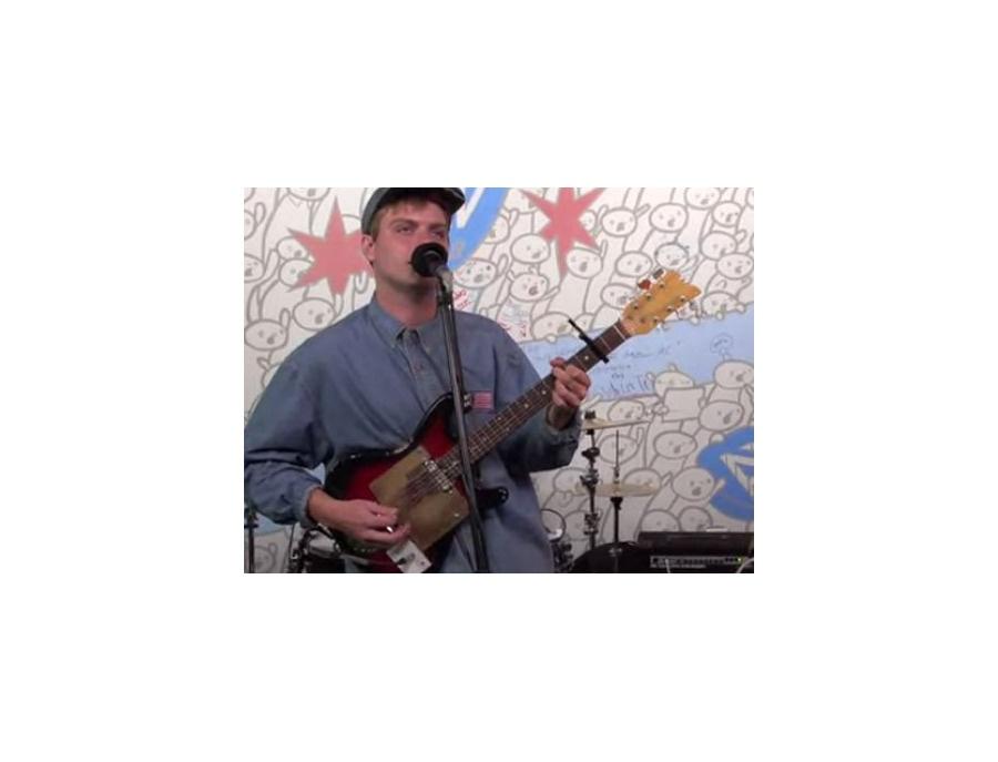 Mac demarco mosrite hybrid guitar xl