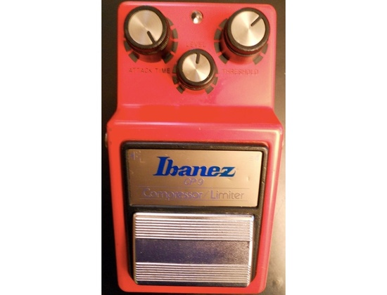 Ibanez CP-9 Compressor/Limiter Effects Pedal