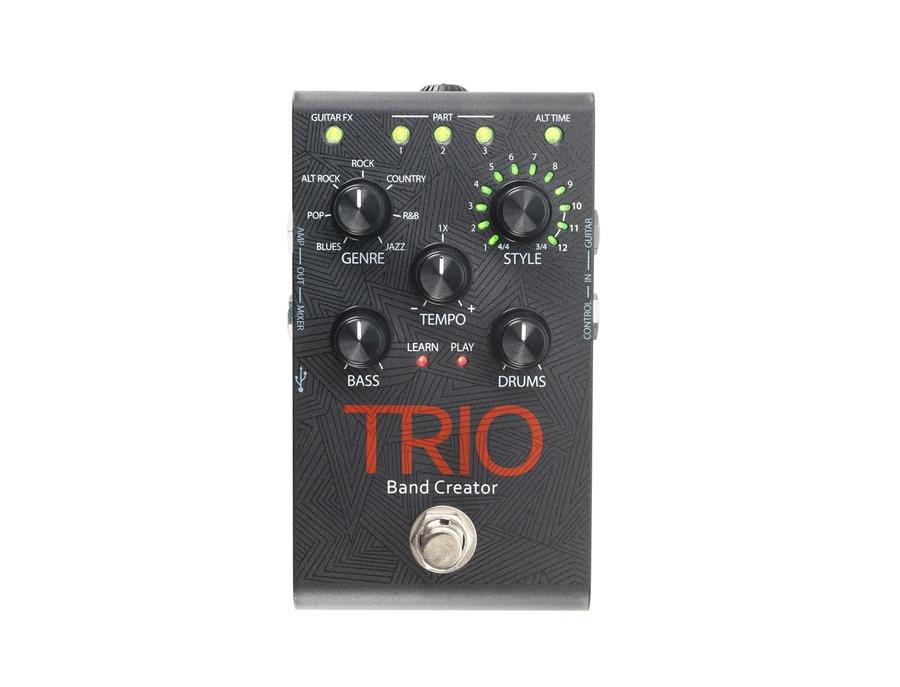 Digitech trio band creator xl