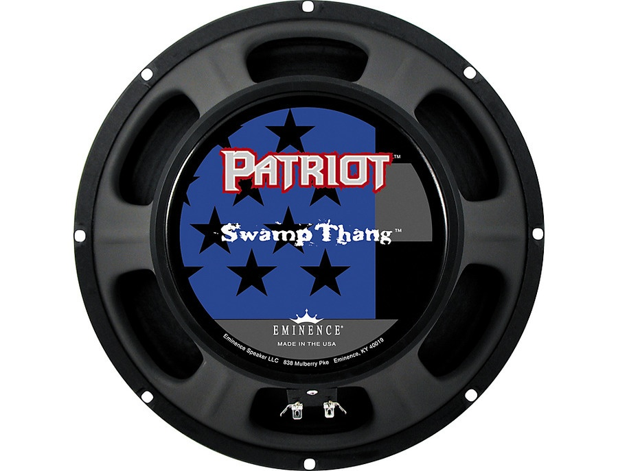 Eminence swamp thang speaker xl