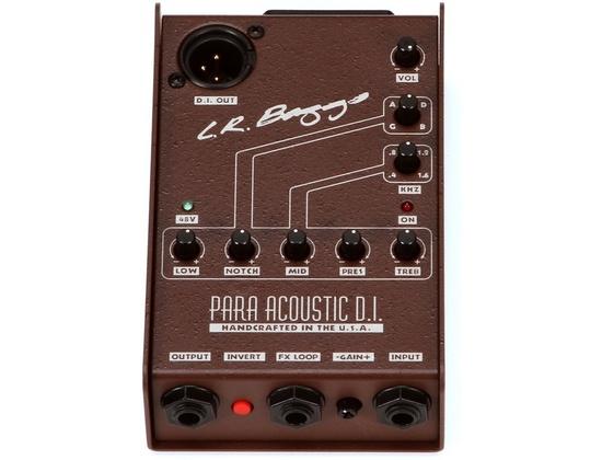 L.R. Baggs Para Acoustic DI