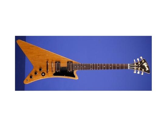 1982 Gibson Moderne Heritage Korina Electric Guitar