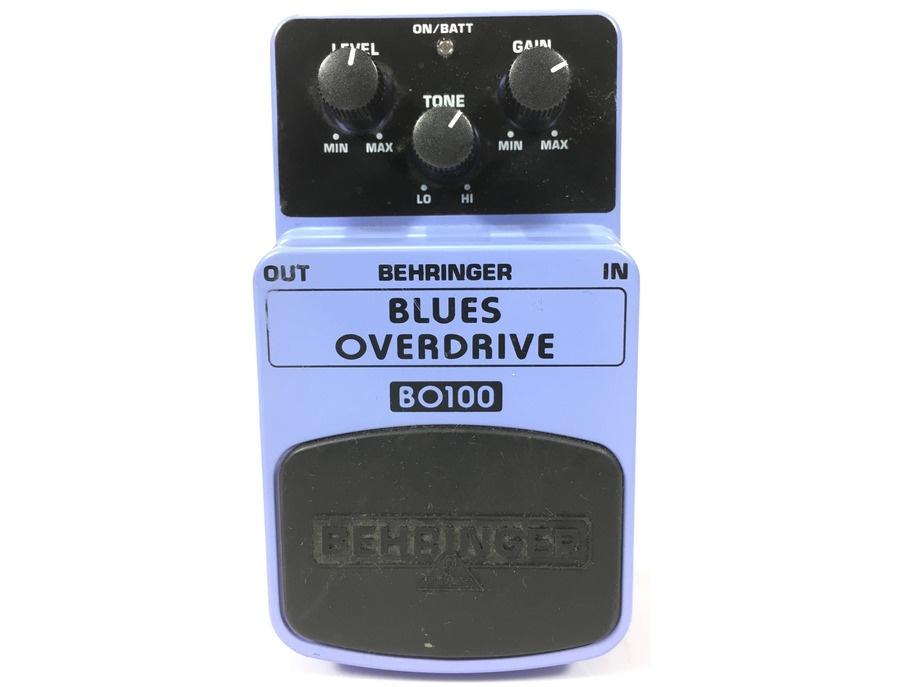 Behringer Blues Overdrive BO100