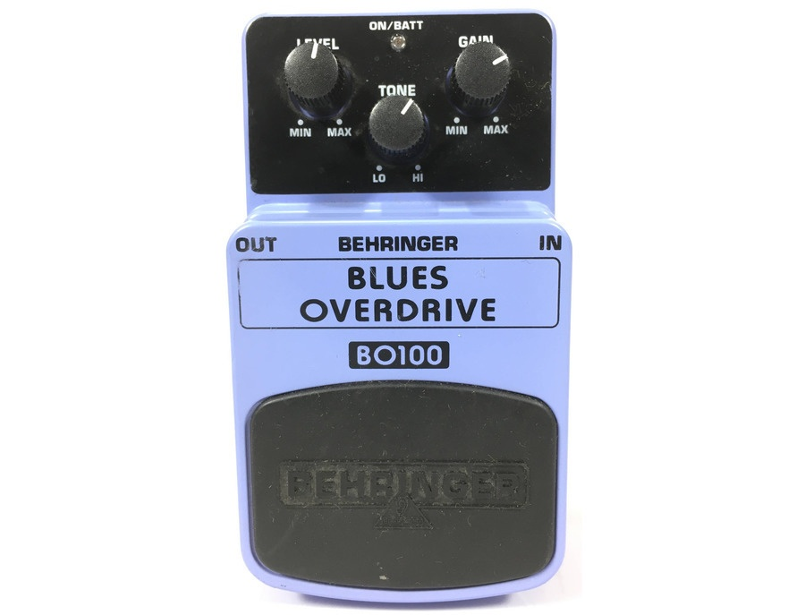 Behringer Blues Overdrive BO100