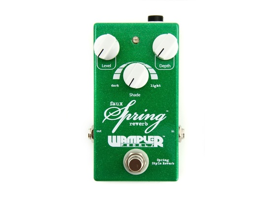 Wampler Faux Spring Reverb