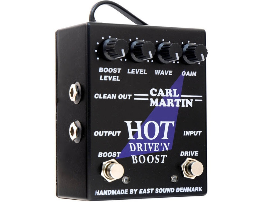 Carl Martin Hot Drive 'n' Boost