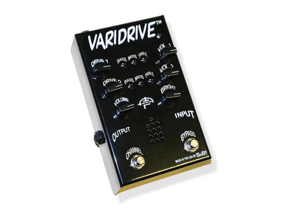 SiB Varidrive Effects Pedal