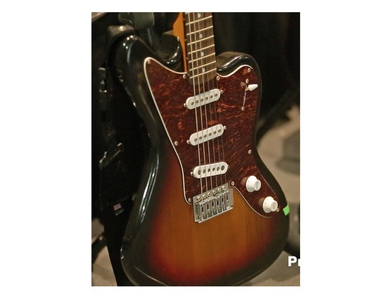 Jesse Lacey's Custom 2009 Stagg Jazzmaster-Style Electic Guitar