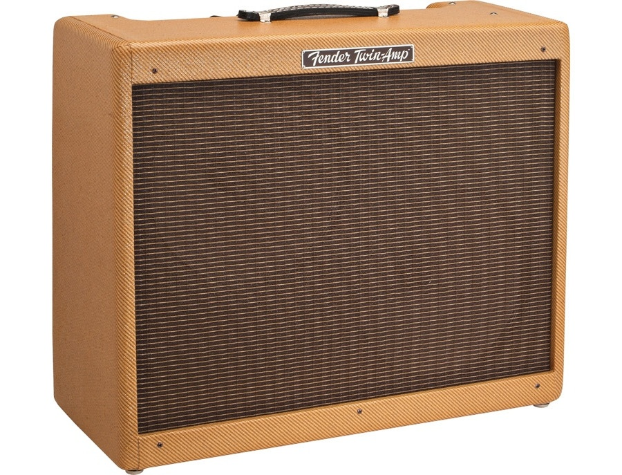 Fender Tweed Amp >> Fender Twin Tweed