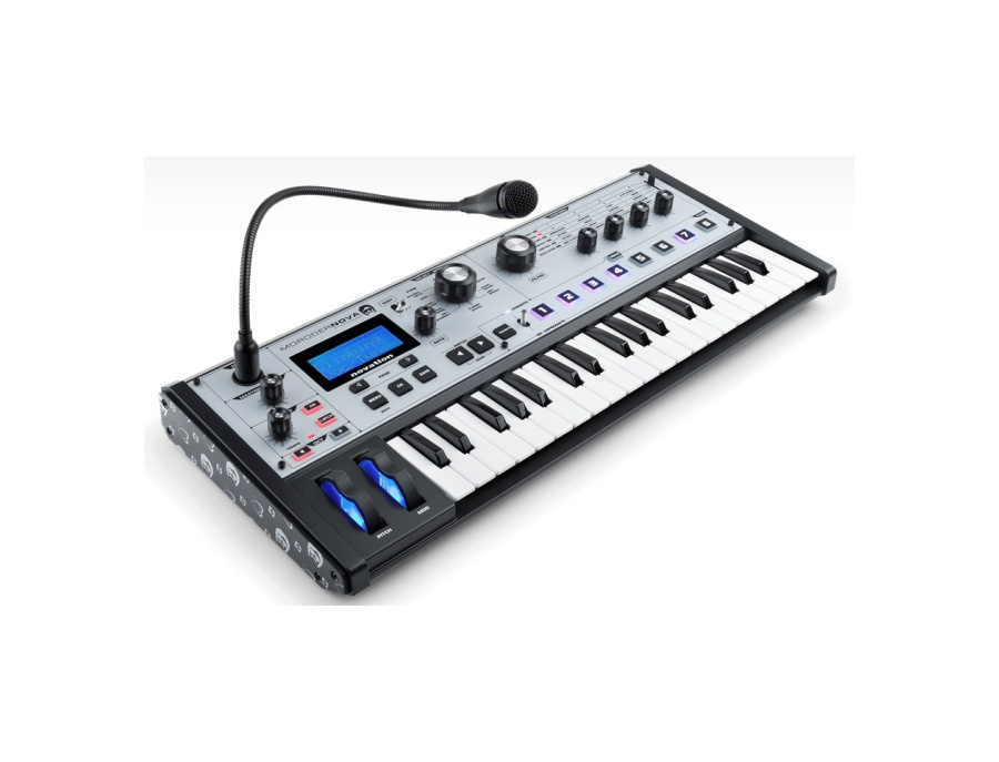 Novation MoroderNova Synthesizer