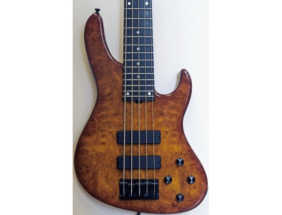 Sadowsky 24 Fret, 5 String Bass