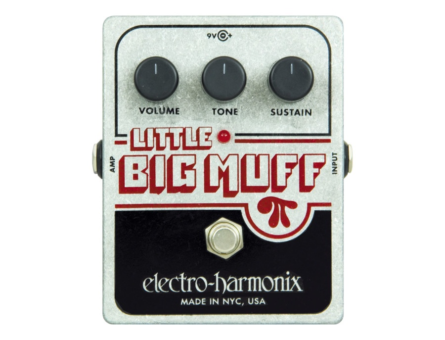 Electro harmonix little big muff pi xl