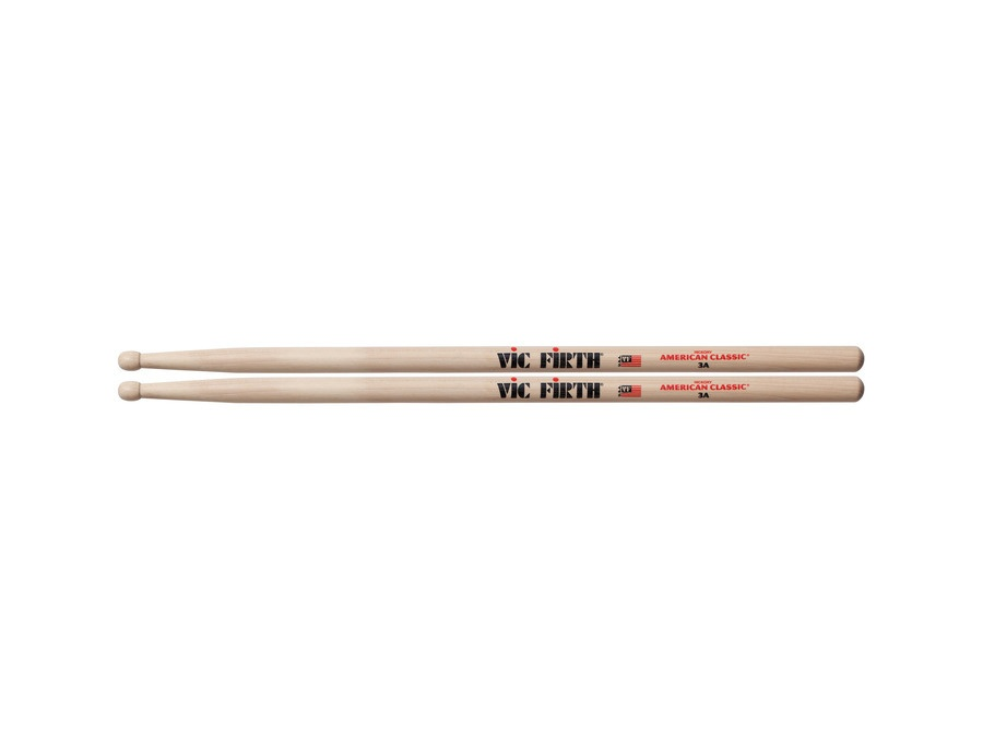 Vic firth 3a drumsticks xl