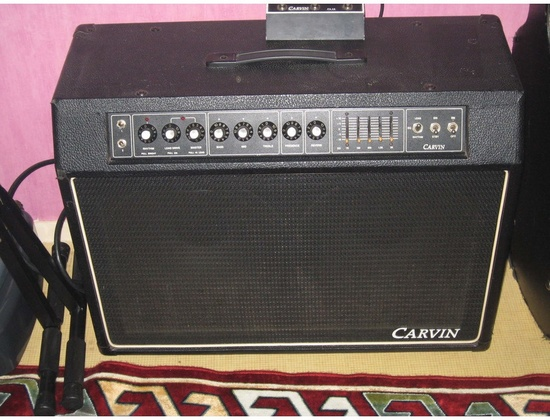 Carvin XV-212 Tube Amp