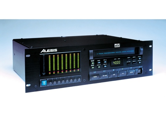 "Alesis ADAT ""Black Face"""
