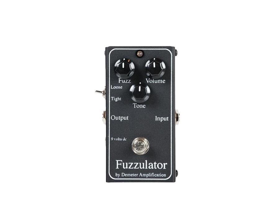 Demeter FUZ-1 Fuzzulator Pedal