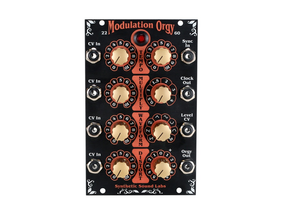 Synthetic Sound Labs Modulation Orgy