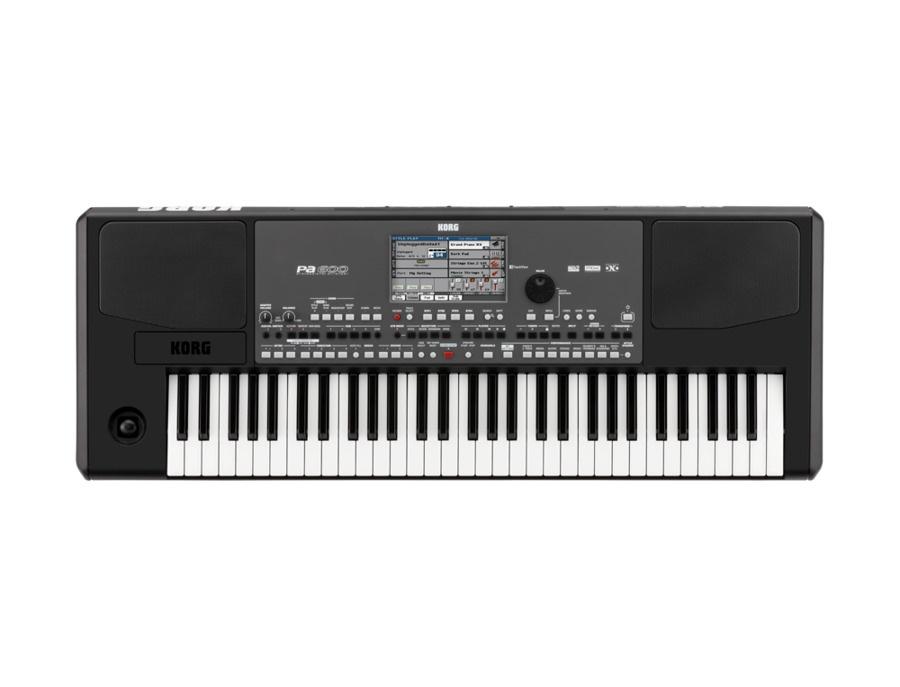 Korg PA600 Arranger Keyboard Workstation