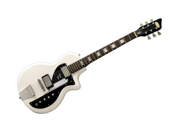 Supro Dual-Tone Electric Guitar