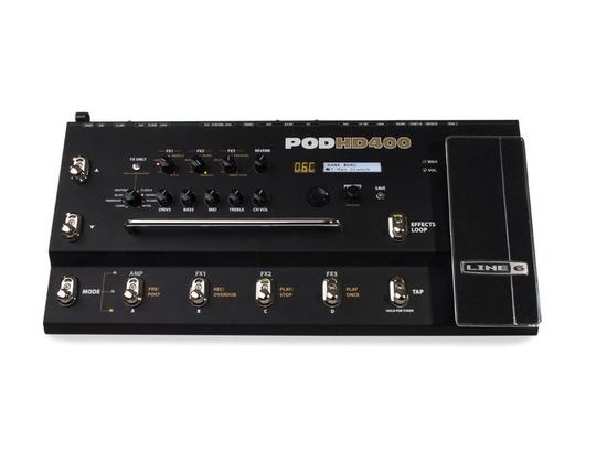 Line6 POD HD400