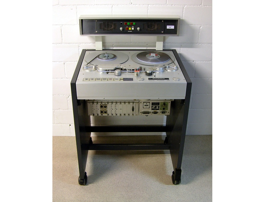 Studer A80 Tape Recorder