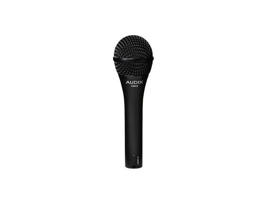 Audix OM3 Professional Handheld Dynamic Microphone