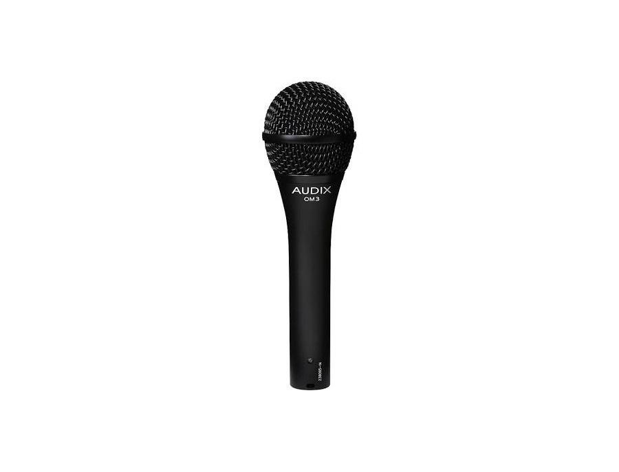 Audix OM3 Professional Handheld Dynamic Microphone