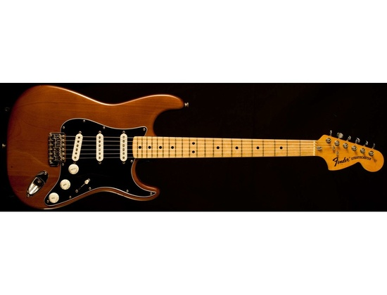1973 Fender Mocha Brown Stratocaster