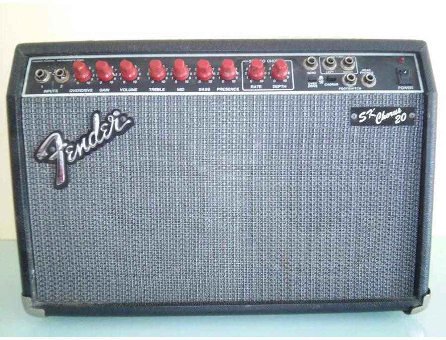Fender SK Chorus 20