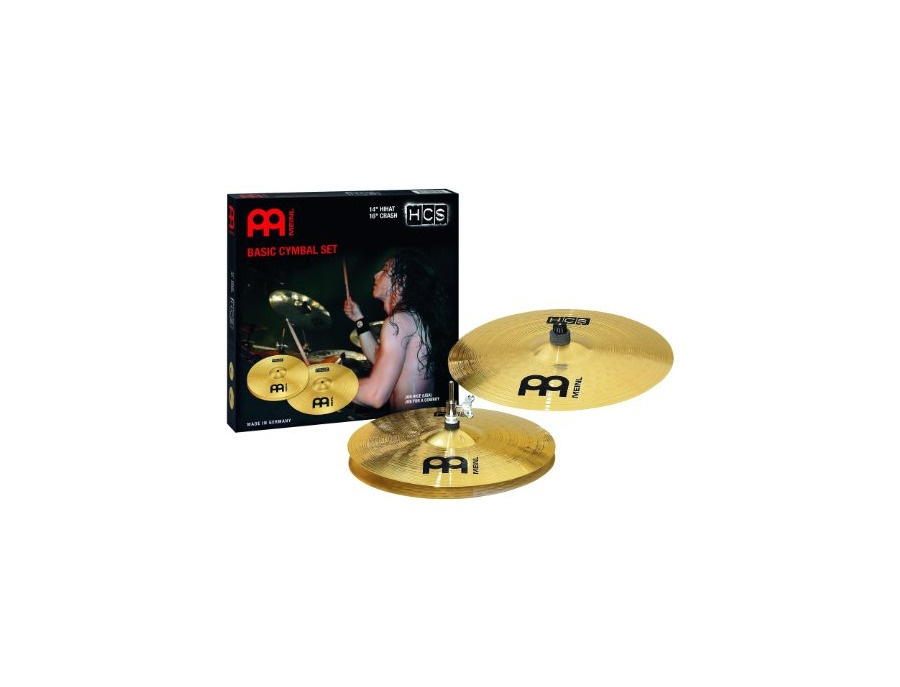 Meinl Basic Cymbal Set