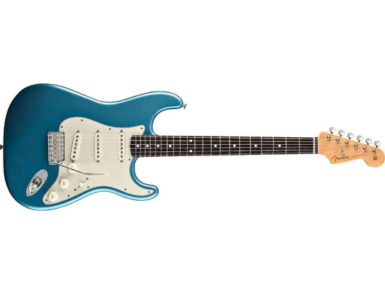 Fender Stratocaster '60 lake placid blue