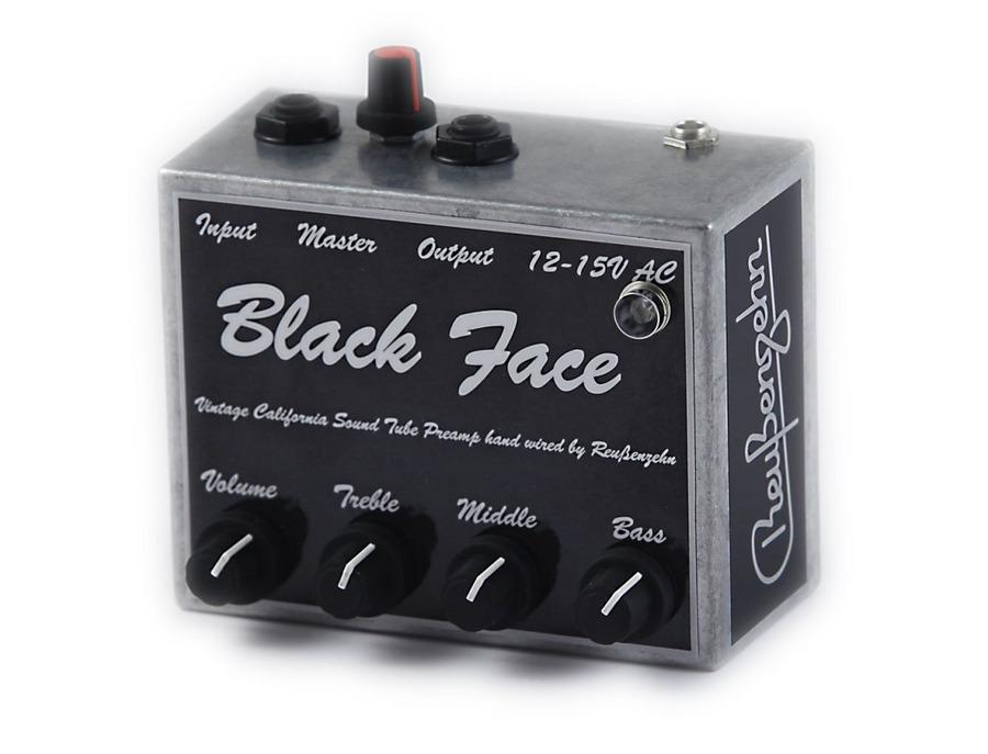 Reußenzehn Black Face