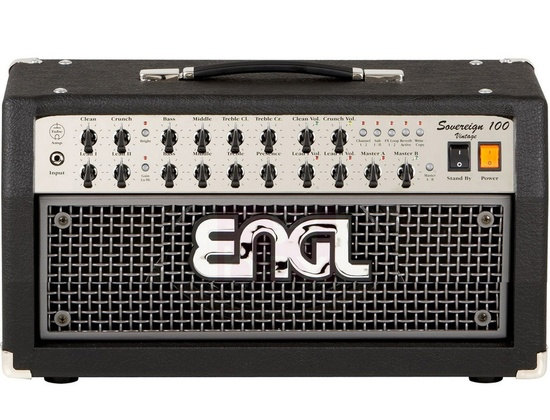 ENGL engl sovereign vintage Customized with 6CA7 tubes