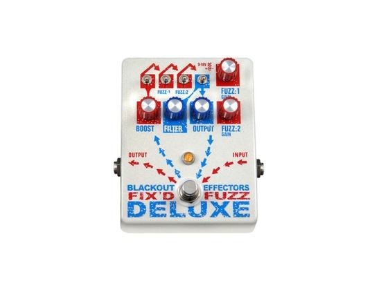 Blackout Effectors Fix'd Fuzz Deluxe