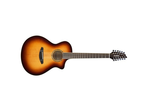 Breedlove 2015 Studio 12-String Acoustic-Electric Guitar Sunburst