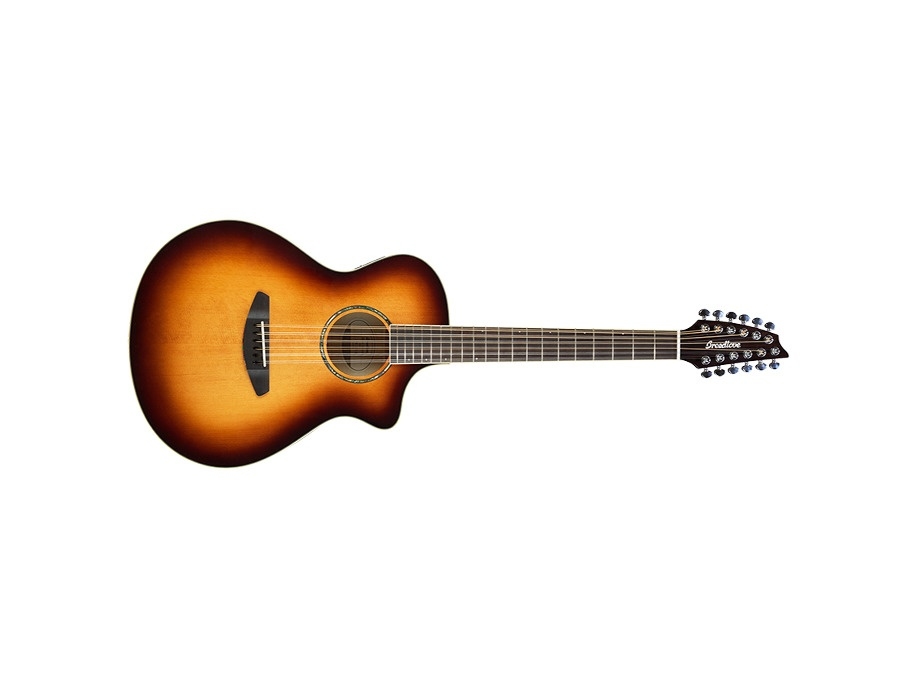 Breedlove 2015 Studio 12-String Acoustic-Electric Guitar Sunburst