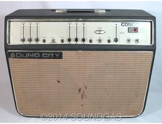Sound City Concord