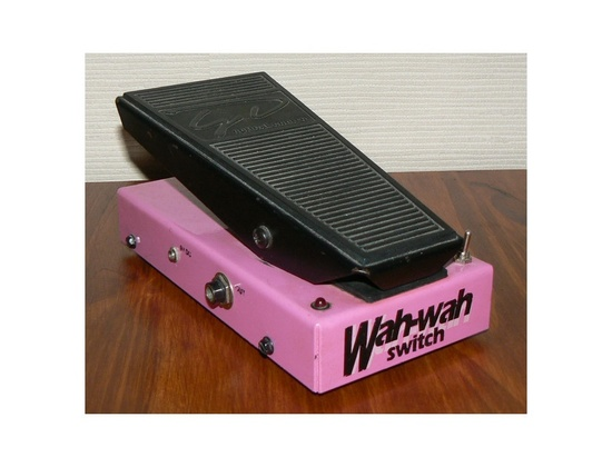 George Dennis Switch Wah