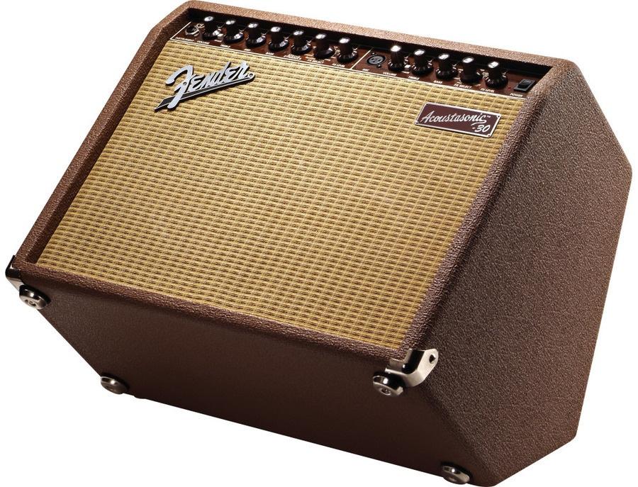 Fender Acoustasonic 3