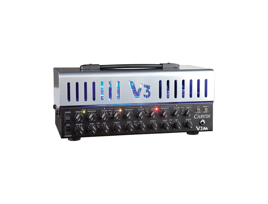 Carvin V3M 3 Channel All Tube Micro Head