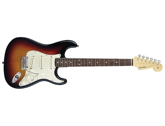 2001 Stratocaster American Deluxe Sunburst