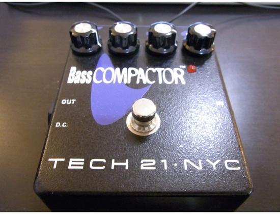 Tech 21 NYC Bass Compactor