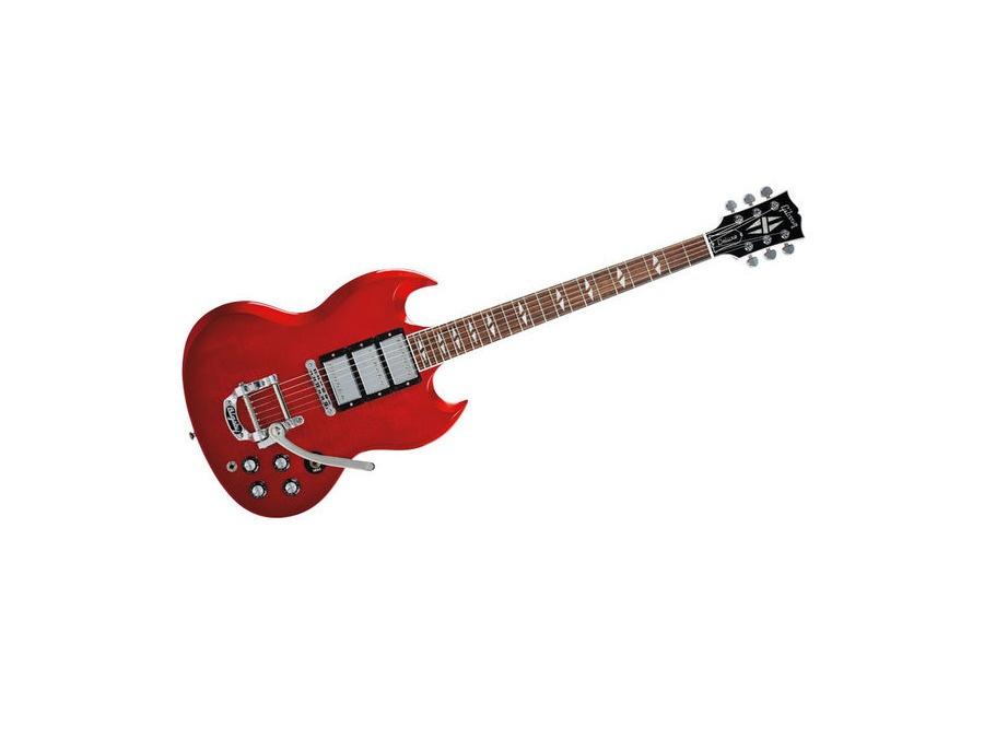 Gibson sg deluxe electric guitar xl